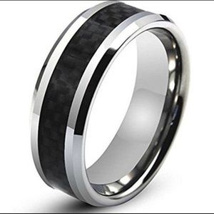 Tungsten Ring Style 26
